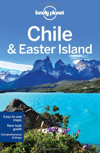 CHILE AND EASTER ISLAND 9  9th 2012 (Revised) edition cover