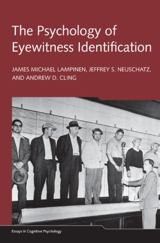 Psychology of Eyewitness Identification   2012 edition cover