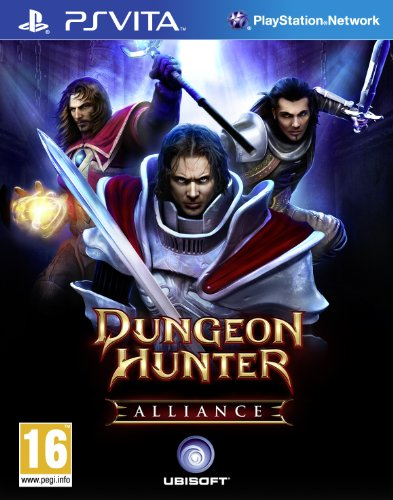 Dungeon Hunter Alliance (PS Vita) PlayStation Vita artwork