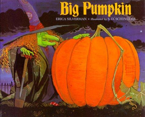 Big Pumpkin   1992 9780027826838 Front Cover