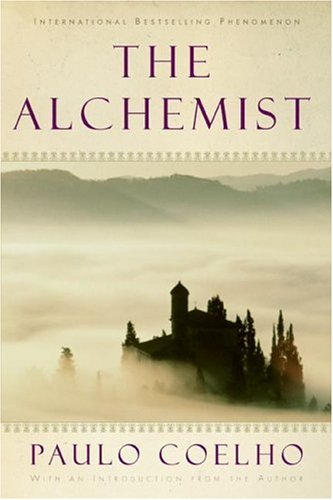 Alchemist  Large Type  9780060834838 Front Cover