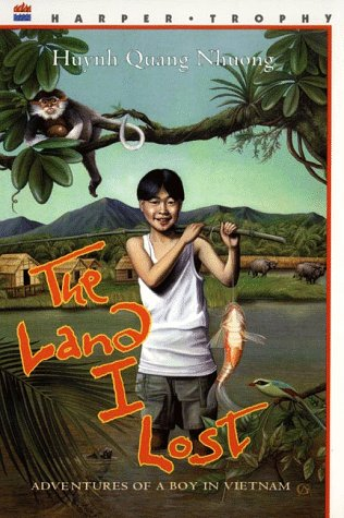 Land I Lost Adventures of a Boy in Vietnam  1999 edition cover