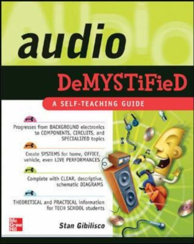 Audio Demystified   2007 9780071469838 Front Cover