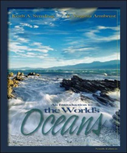 Introduction to the World's Oceans  9th 2008 (Revised) edition cover