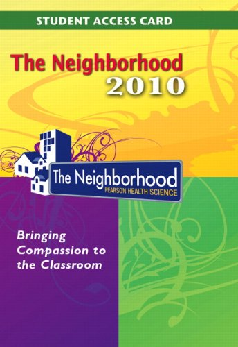 Neighborhood Course 2010   2011 9780132539838 Front Cover
