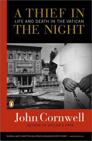 Thief in the Night Life and Death in the Vatican N/A 9780141001838 Front Cover