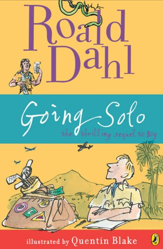 Going Solo  N/A edition cover