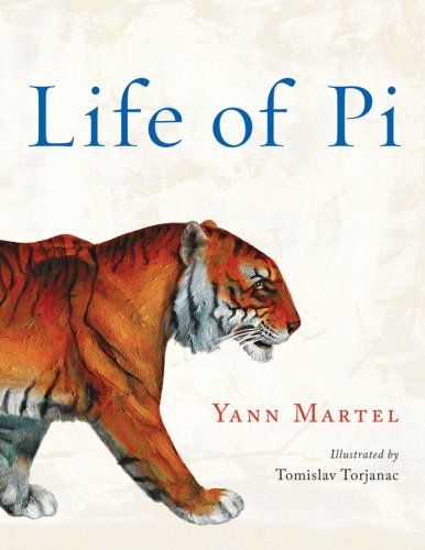 Life of Pi  Deluxe  edition cover