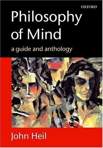 Philosophy of Mind A Guide and Anthology  2003 edition cover