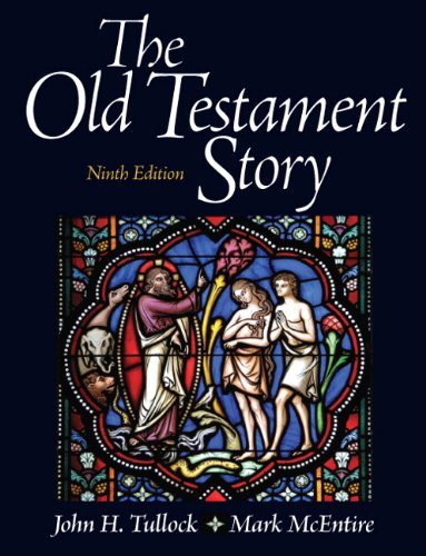 Old Testament Story  9th 2012 (Revised) edition cover