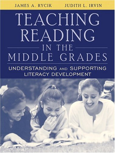 Teaching Reading in the Middle Grades Understanding and Supporting Literacy Development, MyLabSchool Edition  2005 edition cover