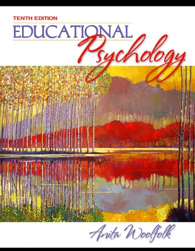 Educational Psychology  10th 2007 edition cover
