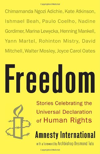 Freedom Stories Celebrating the Universal Declaration of Human Rights  2011 edition cover