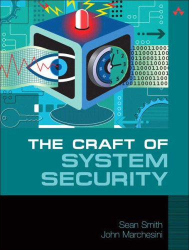 Craft of System Security   2008 edition cover