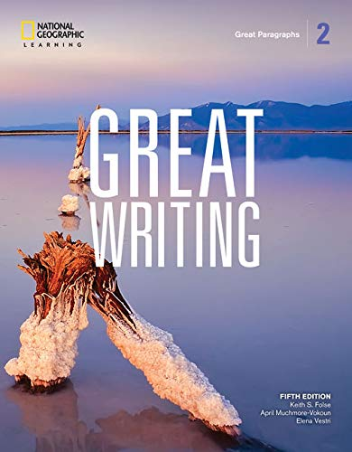 Great Writing 2: Great Paragraphs  5th 2020 (Revised) 9780357020838 Front Cover