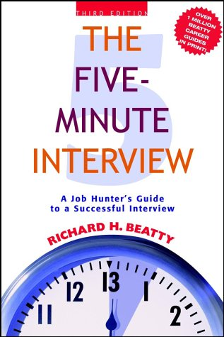 Five-Minute Interview  3rd 2002 (Revised) edition cover