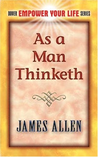 As a Man Thinketh   2007 edition cover