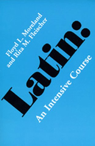 Latin An Intensive Course  1977 edition cover