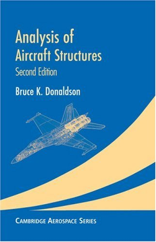 Analysis of Aircraft Structures An Introduction 2nd 2008 (Revised) 9780521865838 Front Cover