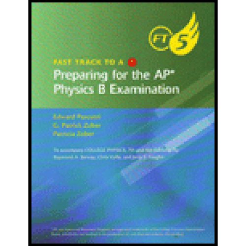 Fast Track to a 5 for College Physics  8th 2010 9780538498838 Front Cover