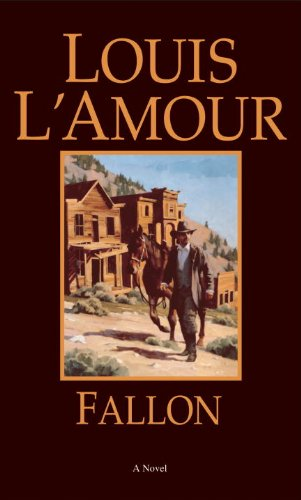 Fallon A Novel  2006 (Reprint) 9780553280838 Front Cover