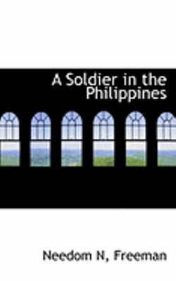 A Soldier in the Philippines:   2008 edition cover