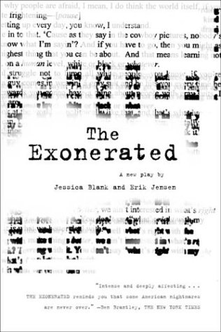 Exonerated A Play  2004 edition cover