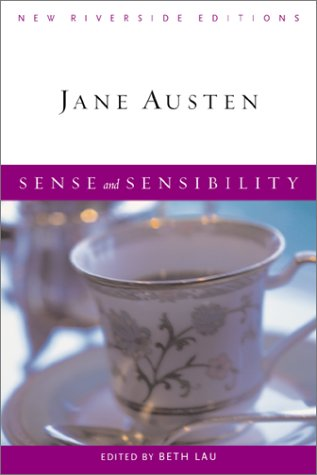 Sense and Sensibility   2002 9780618084838 Front Cover