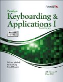 PARADIGM KEYBOARD.+APPL.I:1-60 N/A 9780763847838 Front Cover