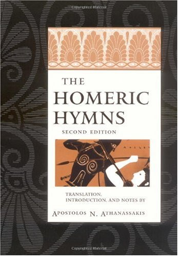 Homeric Hymns  2nd 2004 edition cover
