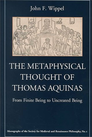 Metaphysical Thought of Thomas Aquinas   2000 edition cover