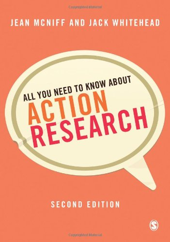 All You Need to Know about Action Research  2nd 2011 edition cover