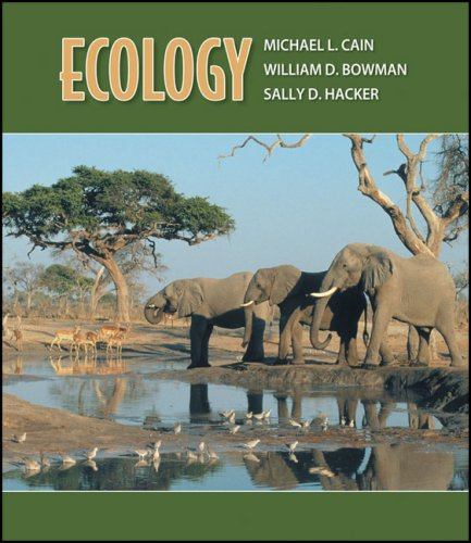 Ecology   2008 edition cover