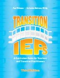 Transition IEPs A Curriculum Guide for Teachers and Transition Practitioners 3rd 2008 edition cover