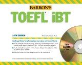 Barron's Toefl Ibt:   2013 edition cover