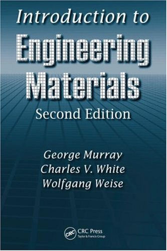 Introduction to Engineering Materials  2nd 2011 (Revised) edition cover