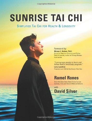 Sunrise Tai Chi Simplified Tai Chi for Health and Longevity  2007 edition cover