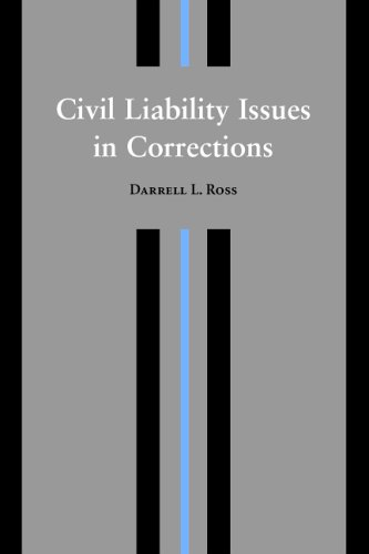 Civil Liability Issues in Corrections  2005 edition cover