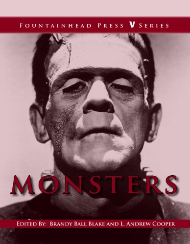 Monsters   2012 edition cover