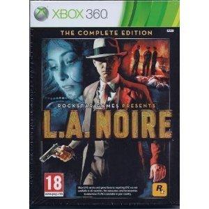 L.A. Noire - The Complete Edition (uncut) [PEGI] Xbox 360 artwork