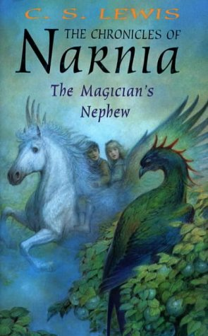 The Magician's Nephew (Chronicles of Narnia) N/A edition cover