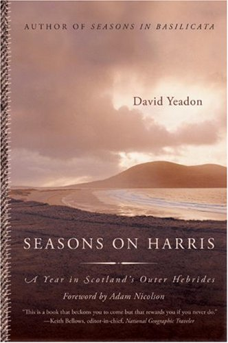 Seasons on Harris A Year in Scotland's Outer Hebrides  2007 9780060741839 Front Cover