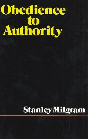 Obedience to Authority  N/A edition cover