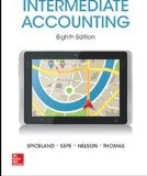 Intermediate Accounting 8th edition cover