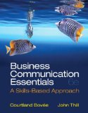 Business Communication Essentials Plus 2014 MyBCommLab with Pearson EText -- Access Card Package  6th 2014 edition cover