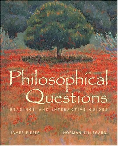 Philosophical Questions Readings and Interactive Guides  2004 9780195139839 Front Cover
