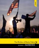 Politics of Public Policy Plus MySearchLab with EText -- Access Card Package   2014 9780205962839 Front Cover