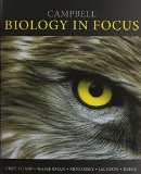 Campbell Biology in Focus and Modified MasteringBiology with Pearson EText -- ValuePack Access Card Package   2014 edition cover
