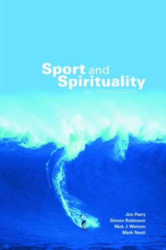 Sport and Spirituality An Introduction  2007 edition cover