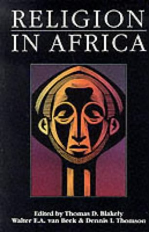 Religion in Africa Experience and Expression  1994 edition cover